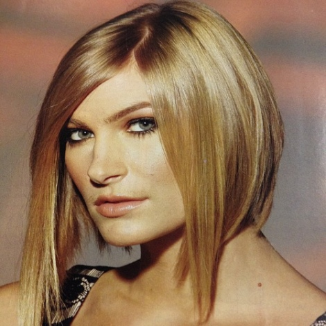 Asymmetric Hair
