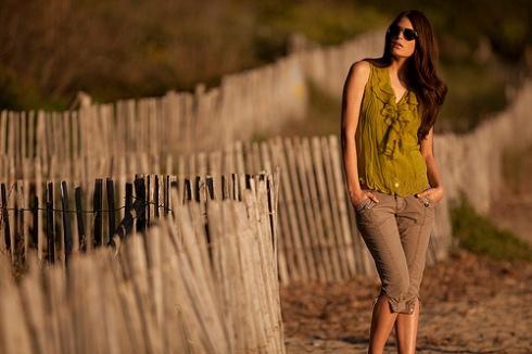 Summer Fashion Capris