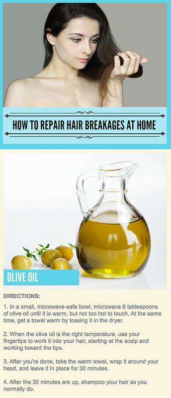 Hair Breakage Treatment