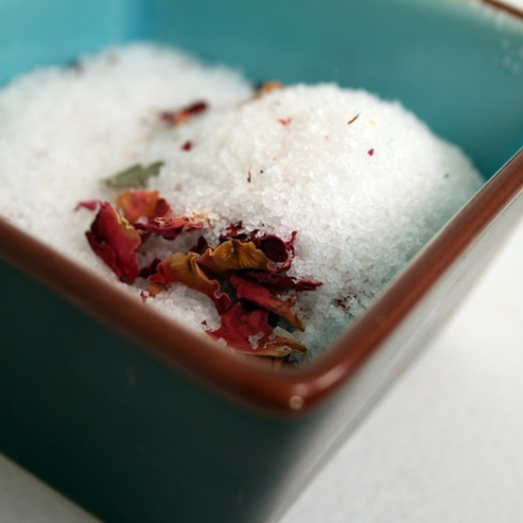 Aromatic Bath Salt