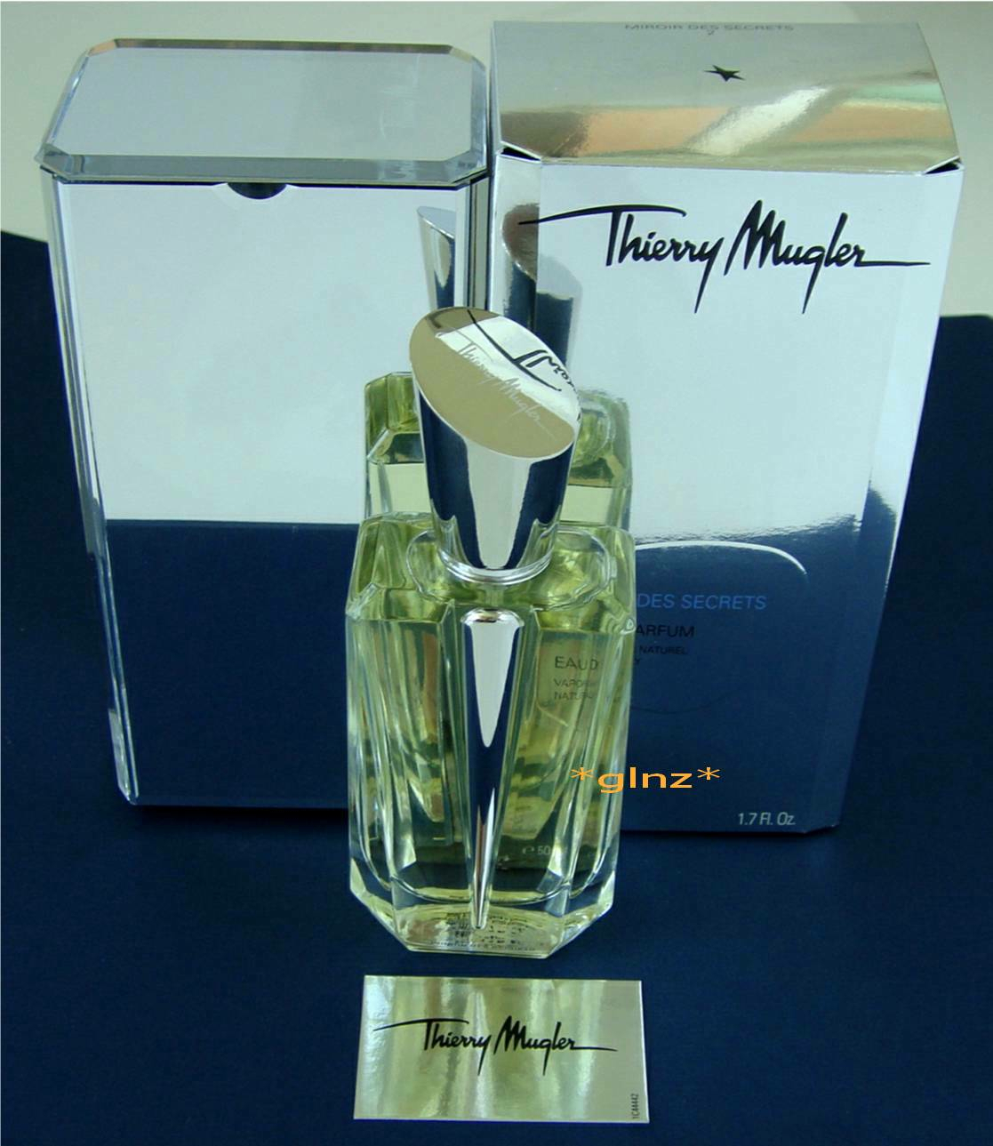 The perfume paradox worldofbeautytips for Thierry mugler mirror mirror collection miroir des majestes