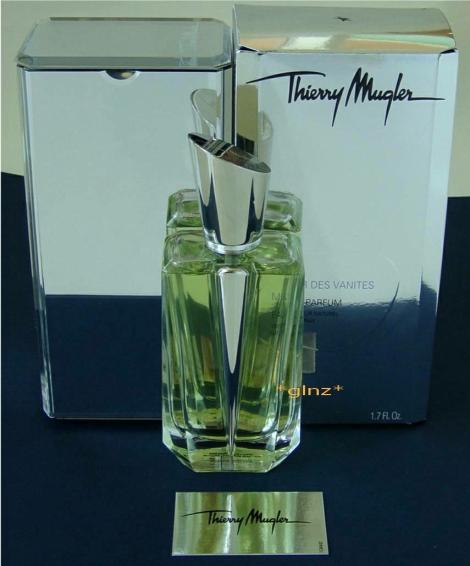 Thierry Mugler - Miroir des vanites