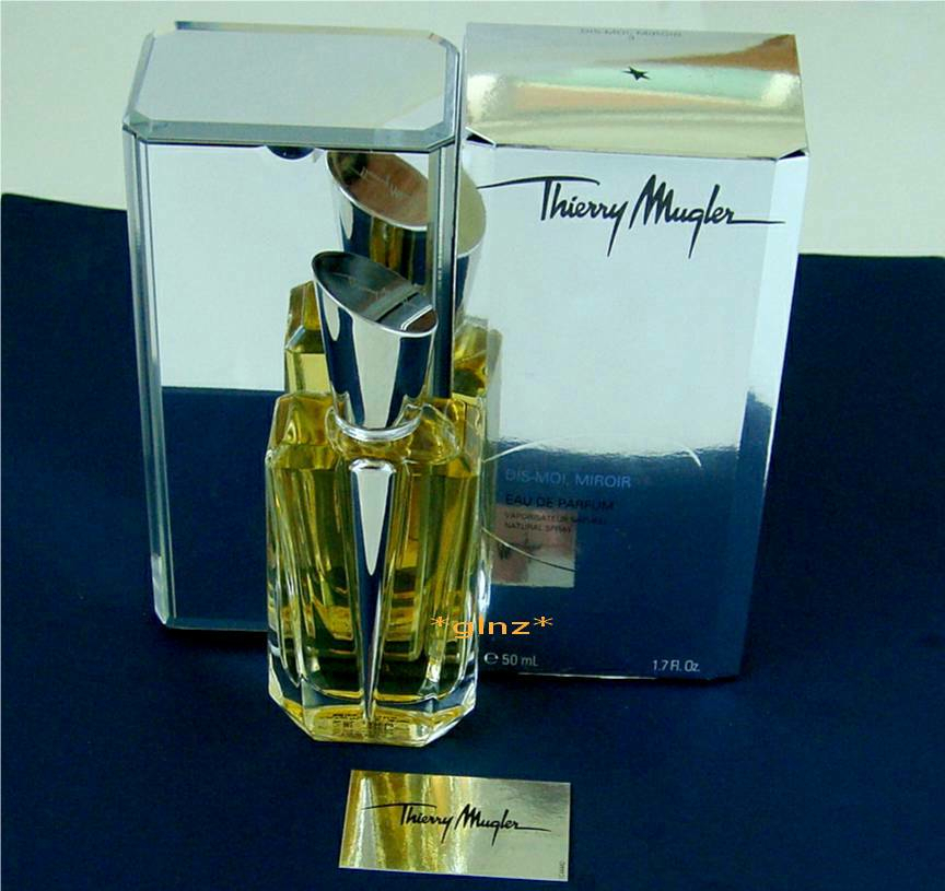The perfume paradox worldofbeautytips for Thierry mugler dis moi miroir