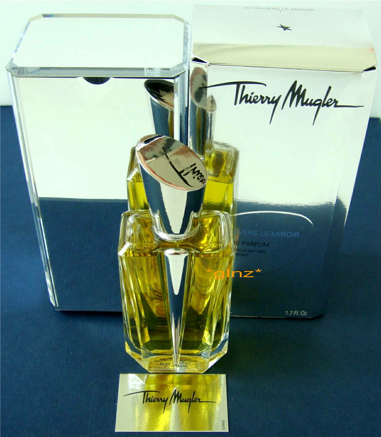 The perfume paradox worldofbeautytips for Thierry mugler a travers le miroir