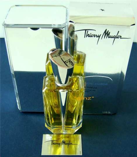 Thirry Mugler - Travers le miroir