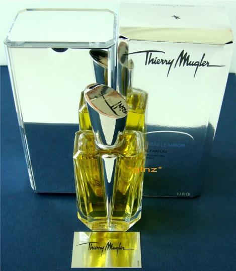 Thirry Mugler - Travers le miroir